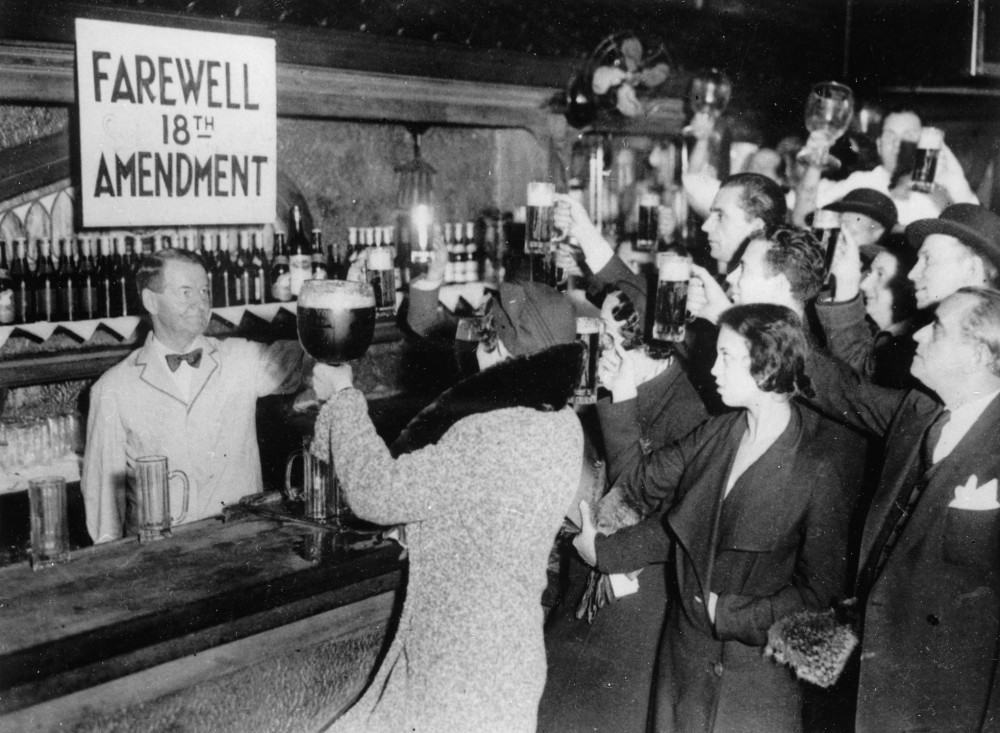 the end to prohibition was a relief to many